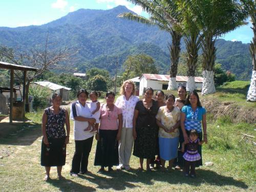 Mex- CF Women Group. 1